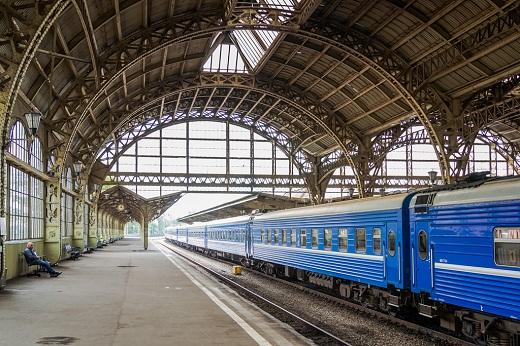 Озвучка диктором вокзала